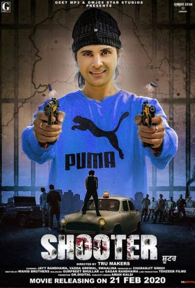 New Punjabi Movie 2020 | shooter Full Movie Download