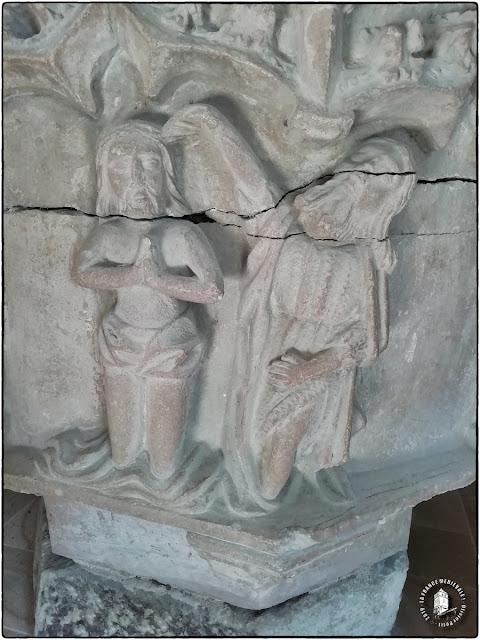 ROBECOURT (88) - Fonds baptimaux (Début XVIe siècle)