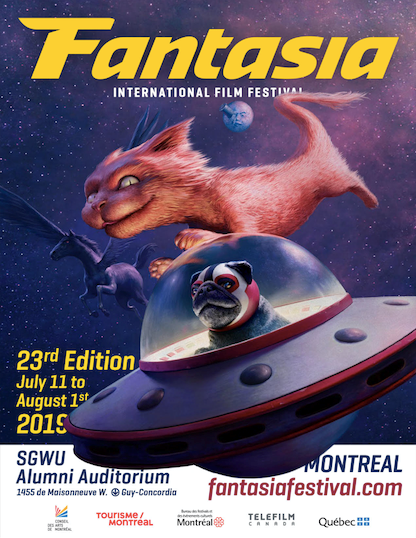 Fantasia International Film Festival Poster