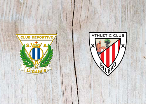 Leganes vs Athletic Bilbao - Highlights 24 April 2019