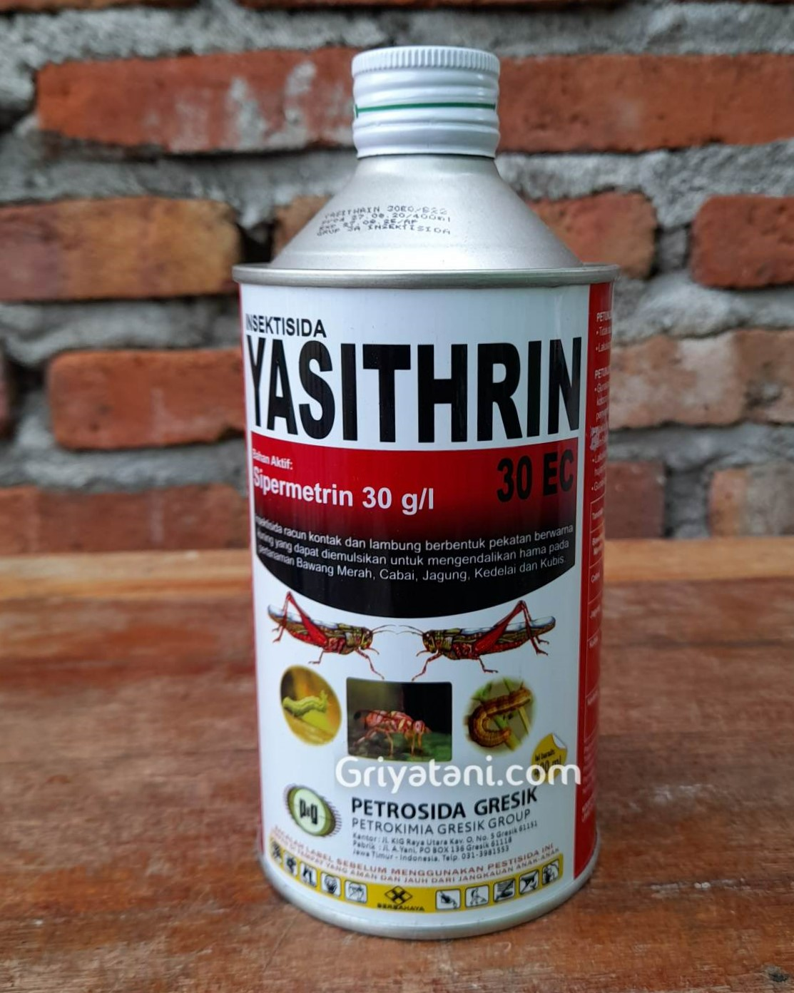 Yasithrin 30 EC