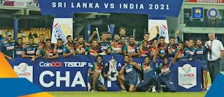 India tour of Sri Lanka 3-Match T20I Series 2021