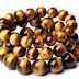 Tiger's Eye stone Natural African Roar Natural  Round Beads bracelet