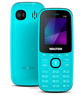 Walton L29 flash file firmware