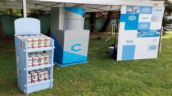 Jóvenes argentinos crean máquina que enfría bebidas en segundos