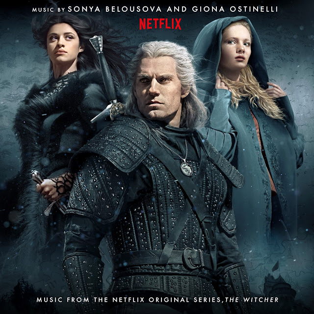 The Witcher (Music from the Netflix Original Series) available everywhere now