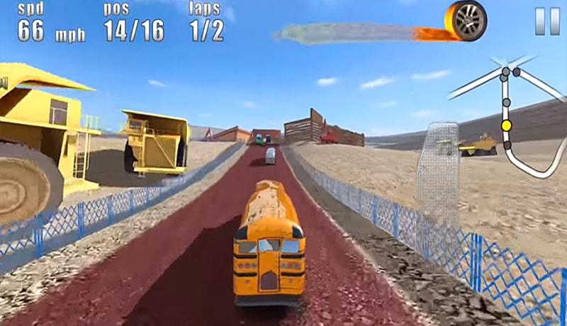 تحميل لعبة سباق حافلات Bus Derby الأكثر من رائعة للاندرويد