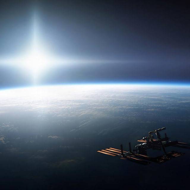 ISS - Animated FHD Wallpaper Engine