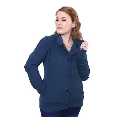 Sweater Wanita Catenzo NU 146