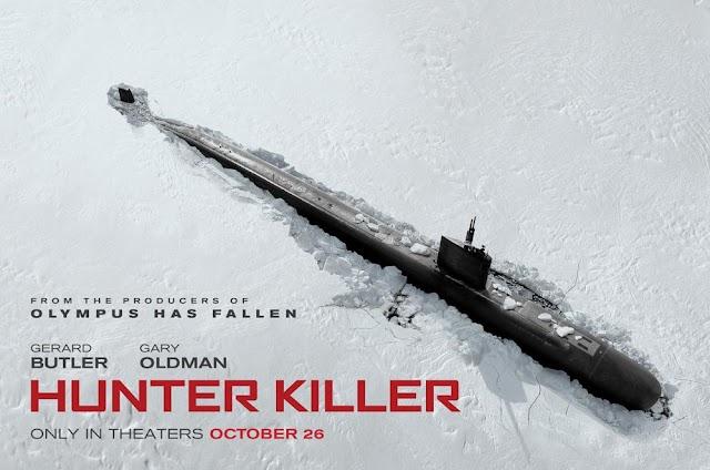 Review Filem: Hunter Killer