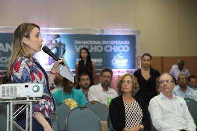Em Aracaju, órgãos ambientais discutem baixa vazão do rio São Francisco