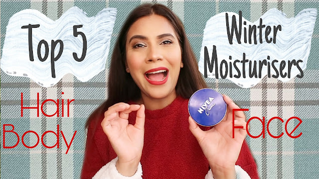 BEST WINTER MOISTURISERS, best hair mask, best face moisturiser, best body lotion, best lip balm, indian winter, winter must haves