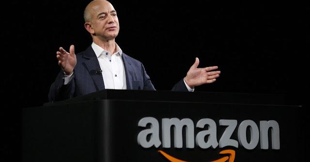 Jeff Bezos, the Amazon CEO