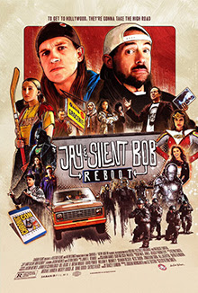 Jay and Silent Bob Reboot (2019) Dual Audio ORG [Hindi 5.1ch – Eng 5.1ch] 720p | 480p HDRip ESub x264 950Mb | 350Mb
