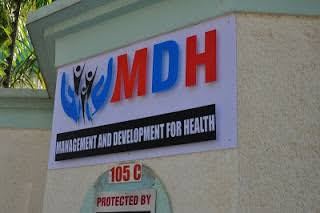 3 Job Opportunities At Management and Development for Health (MDH) | September 2019