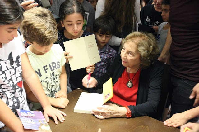 """Άλκη Ζέη: """"Η τέχνη του να μιλάς με τρόπον έντιμο στα παιδιά.."""""""
