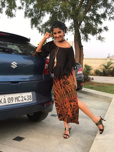 Meghana Lokesh Latest Instagram Pictures
