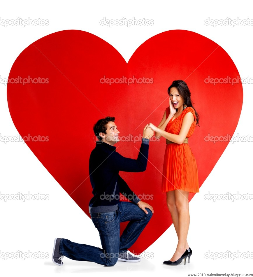 Valentine's Day Propose Style