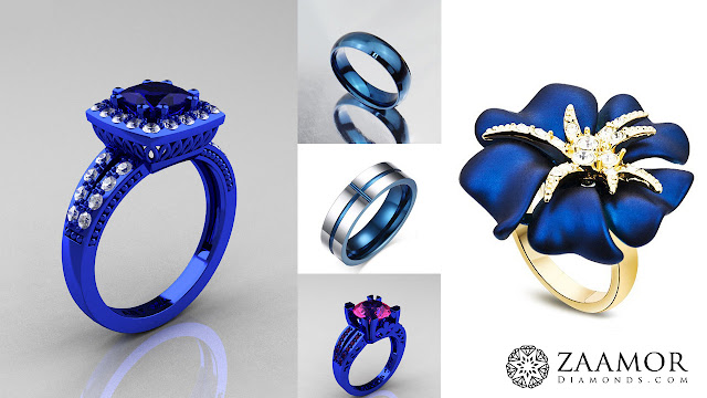 Blue Gold Jewellery