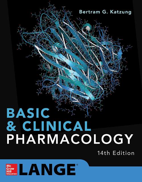 Basic & Clinical Pharmacology (Bertram G. Katzung) 14 Eddition
