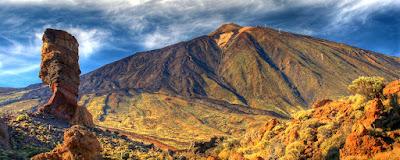 Una escapada al parque natural del Teide