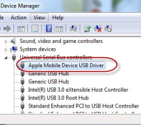 iPhone Driver Windows 10