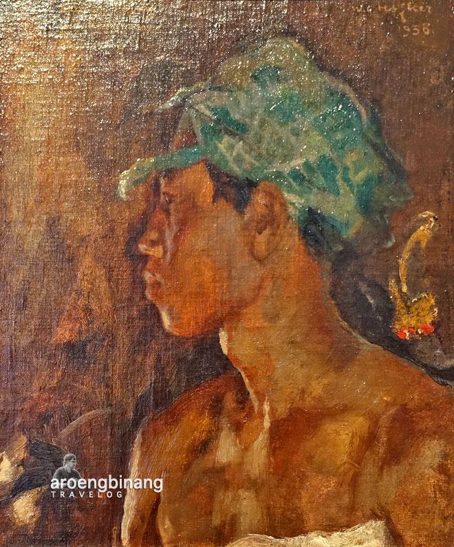 njoman pegug willem gerard hofker museum macan modern and contemporary art in nusantara jakarta barat