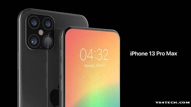 تسريبات جديدة لهاتف ايفون 13 برو ماكس iPhone 13 Pro Max