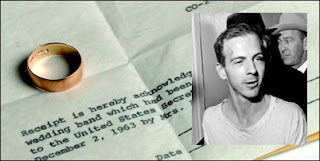 Lee Harvey Oswald's Gold Wedding Band