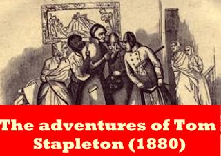 The adventures of Tom Stapleton (1880) by John M. Moore
