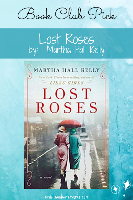 historical fiction; book review lost roses; world war 1 novel; historical fiction picks; must read books of 2020