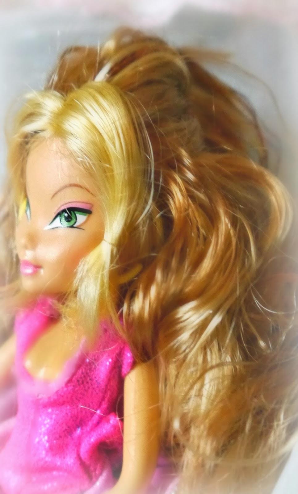 Suzy Homefaker Barbie Doll Hair Fix