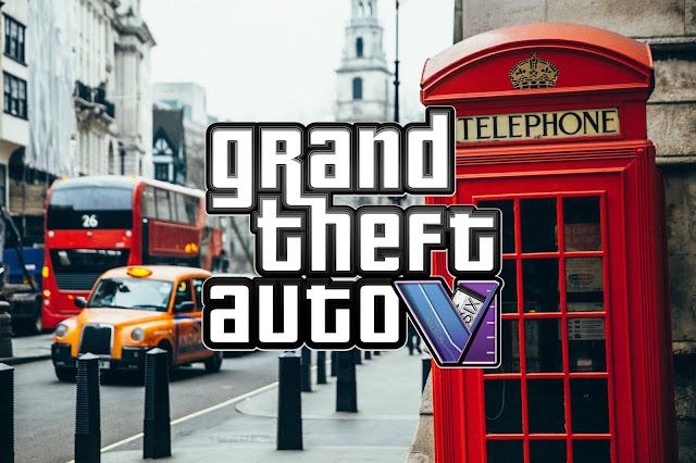 GTA 6 London