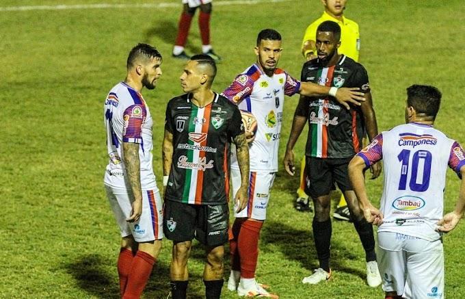 Afogados perde pro Salgueiro e não se classifica pra final; confira registros do jogo!