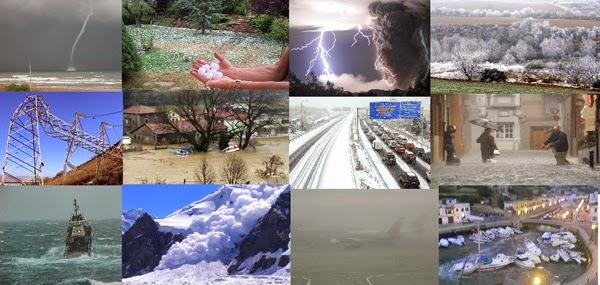 Meteorologia e Fenômenos Atmosféricos
