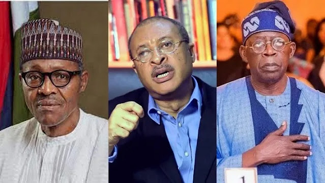 Angry Utomi calls Buhari, other politicians terrible mistake for Nigerians
