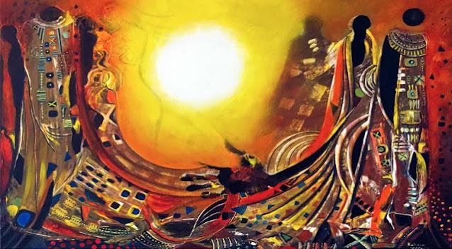 Art, Artiste, artisanat, peinture, sculpture, plastique, Kalidou, Kassé, culture, tourisme, LEUKSENEGAL, Dakar, Sénégal, Afrique