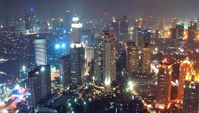 Pengertian  dan Kawasan Perkotaan Serta Tata Ruang Kota