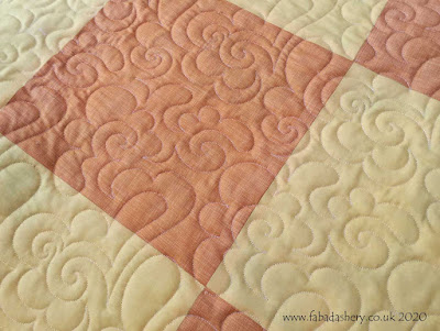 'Fluffy Clouds' designed by Beeny Girl Quilts
