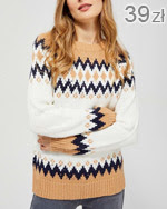 swetry norweskie