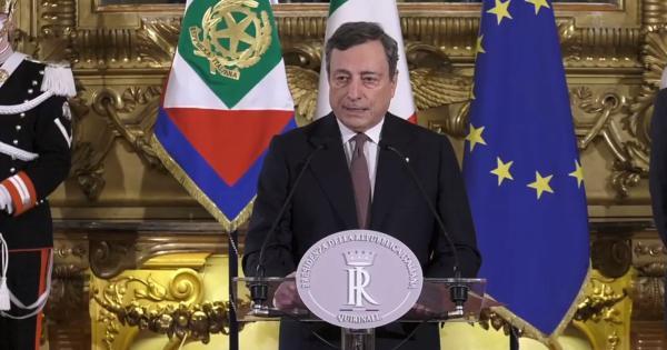 Governo Draghi verso la fiducia al Senato