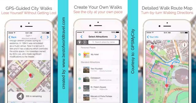 gpsmycity app review turn by turn app