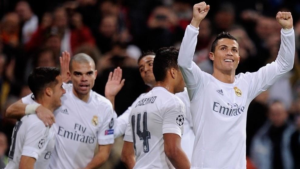 Cristiano Ronaldo, jugador del Real Madrid | Ximinia