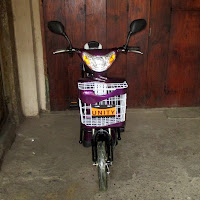 Sepeda Listrik Unity Hero Happy
