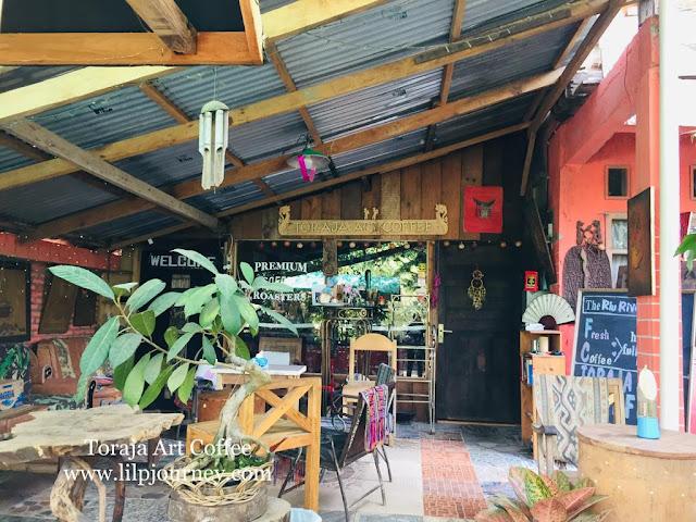 JURNAL KOPI : TORAJA ART COFFEE, SPECIALTY TORAJA ARABICA SAPAN | LIL P JOURNEY