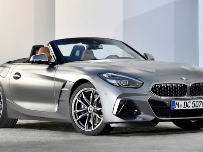 Review Mobil BMW Z4 Paling Elegan Banget Di Kelasnya