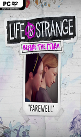 sP1SE5E - Life is Strange Before the Storm Farewell-CODEX