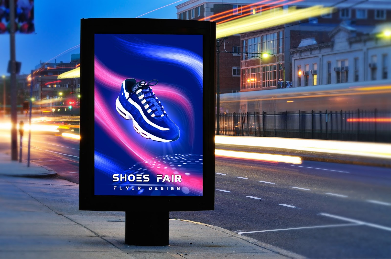 Shoes Flyer Design By Ju Joy Design Bangla