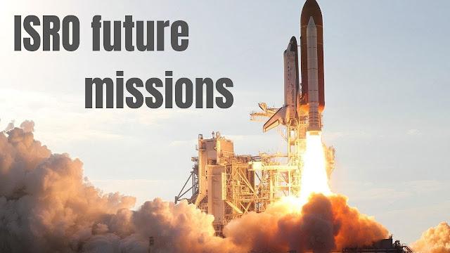 ISRO future mission