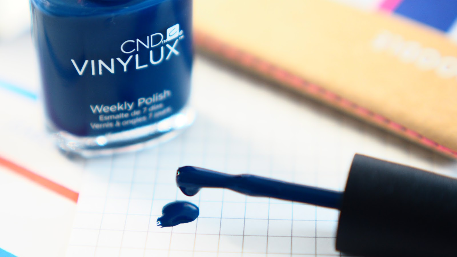 CND Vinylux Nails   Rougepout Beauty
